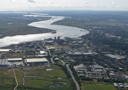 Bexley highlights its riverside for place-making
