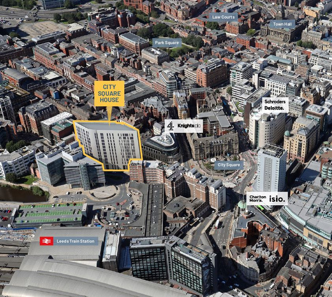 Leeds City Council and DLA Piper join Future Cities Forum