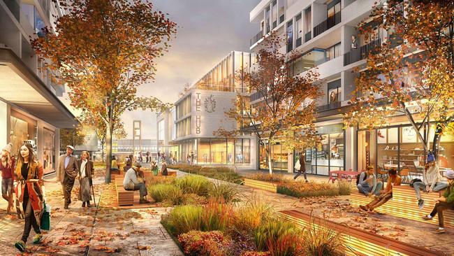 Stevenage town centre re-defines itself in multi-million regeneration scheme