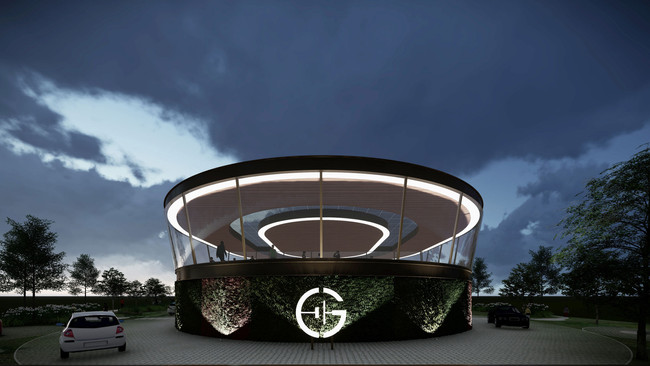Arup collaboration launches a national network of the Electric Forecourt