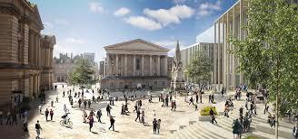 Birmingham's post-war regeneration