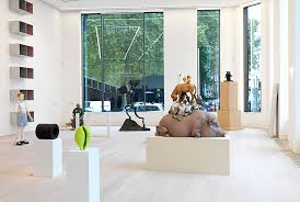 Phillips reinvents the auction house with new gallery space
