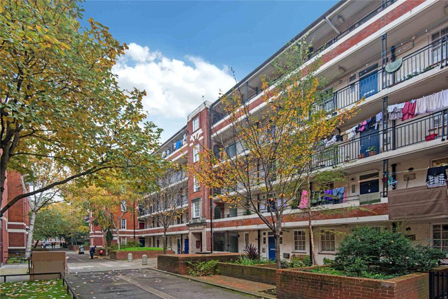 Council submits plans for renewal of London's Ebury Bridge Estate