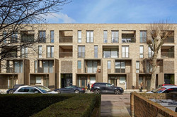 Alison Brooks Ely Court Kilburn housing
