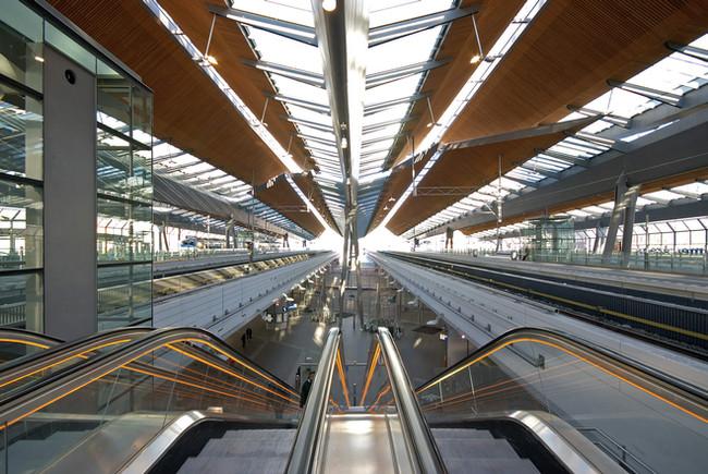 Grimshaw speaks at Future Cities Forum on transport design