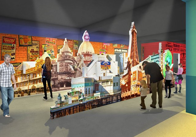 Blackpool set for new museum and mixed leisure attraction