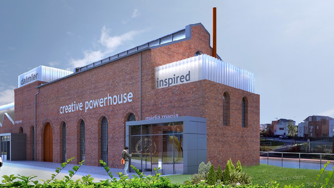 New £2.4 million creative hub for Coventry