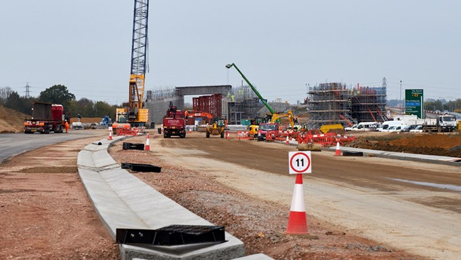 East of England boost to major infrastructure