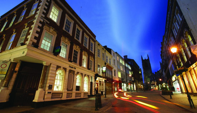 Historic England on high street resilience in Derby and Nottingham