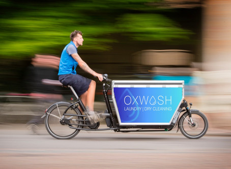 Oxwash - can a new city laundry service save the planet?