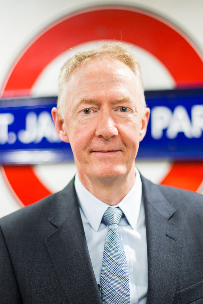 TfL's Director of Property Development to speak at 'The Making of the Modern City'
