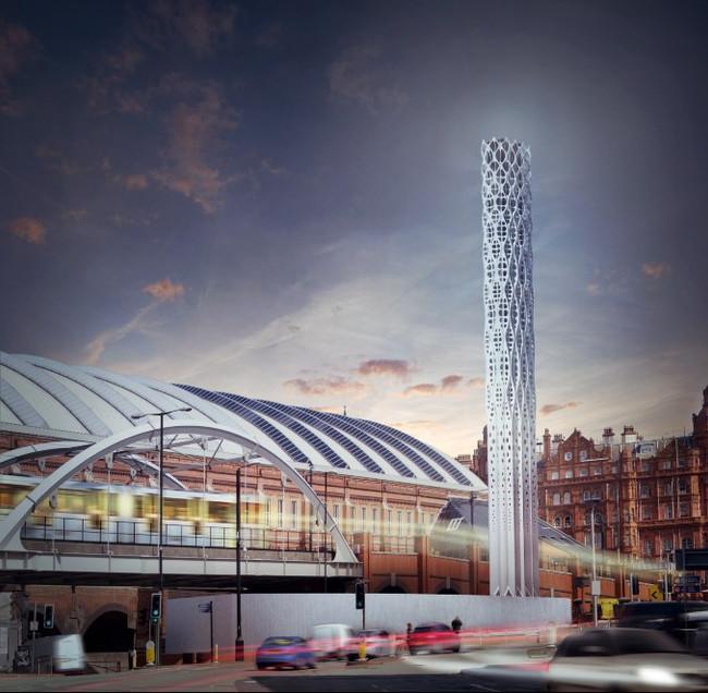 Manchester's civic quarter heat network