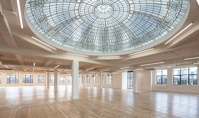 Schroders finds new uses for historic department stores