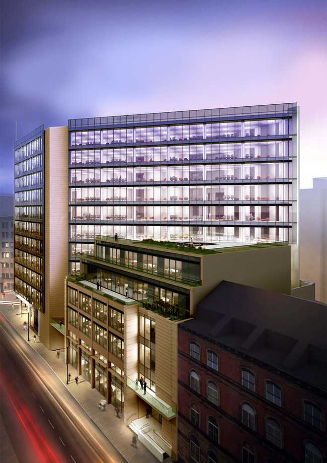 Green light for £85m development for Leeds City Square