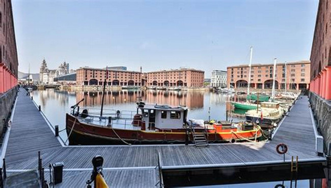 Developing Liverpool's Royal Albert Dock tourism