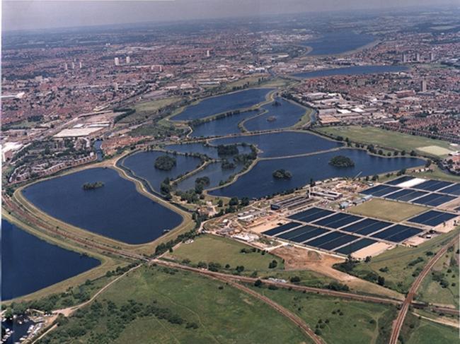 Waltham Forest develops wetlands for London