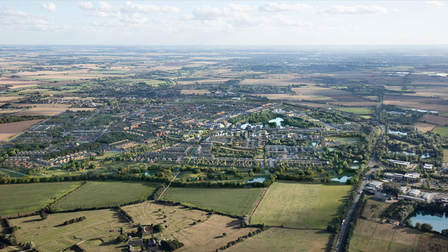 Master-planning new towns around 'Science Cities'