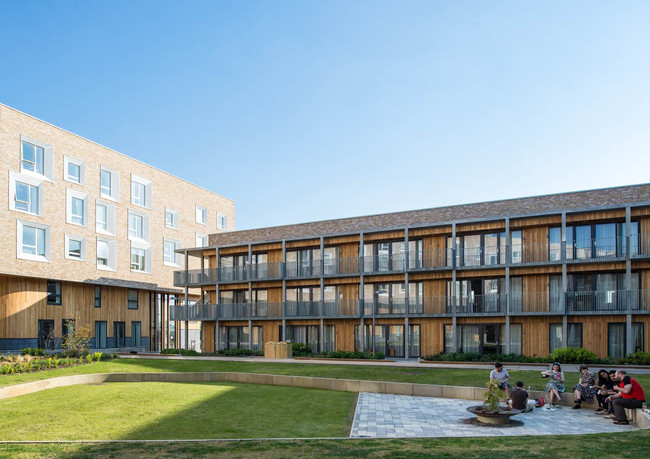 Key worker housing in tech and science cities