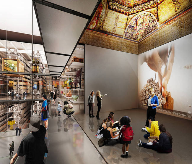 Cultural Cities debate report with the V&A East