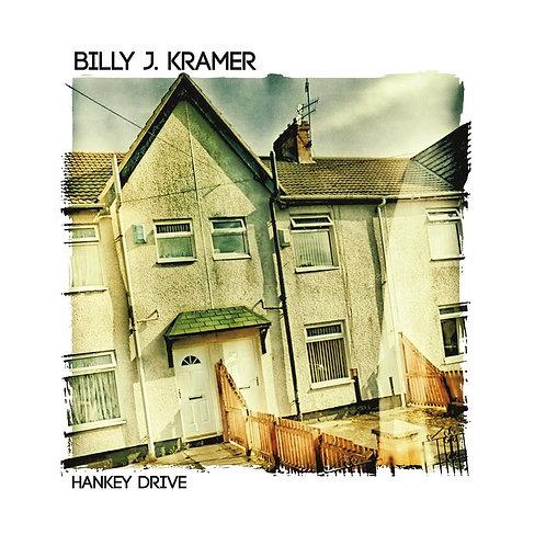 Hankey Drive CD, autographed