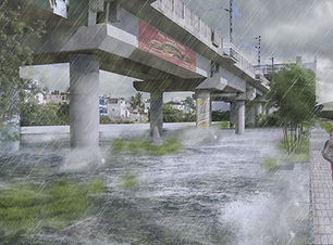 Moment 02_Typical Section_Flood Scenario