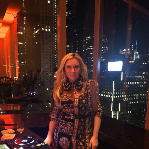 Mandarin Oriental Rooftop, NYC 2019
