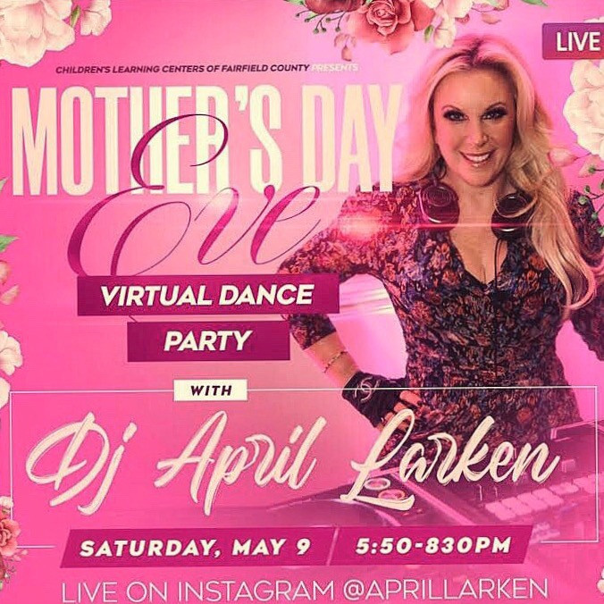 Mothers Day Eve Virtual Dance Party