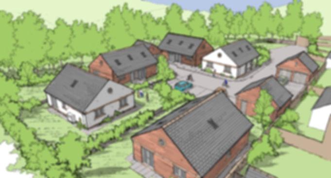 Armathwaite housing development