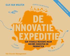 VOORT boek De Innovatie Expeditie op de website van Bart Schouten Ideoom