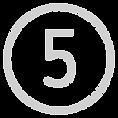 5 Vijf stappen in het VOORT innovatieproces: Vetrekken, Ontdekken, Ontwikkelen, Reflecteren, Terugkeren