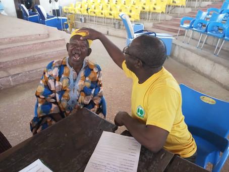1396 benefit from free dental treatments in oke ogun, Oyo State