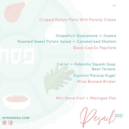 Seder 2021! Freedom Pesach Passover 5781