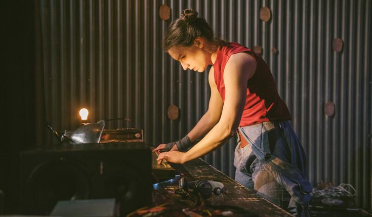 The Listening Room (EDMONTON/CALGARY 2018)