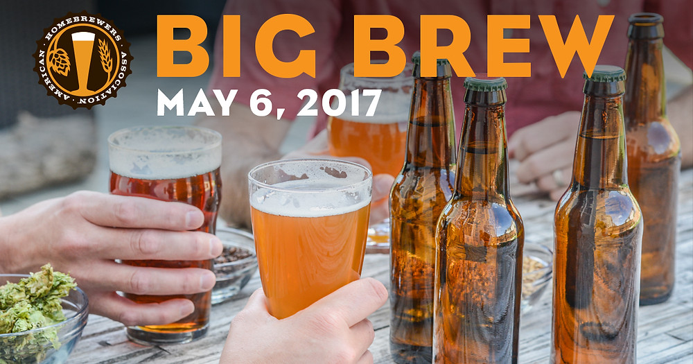 Big Brew Day May 6, 2017