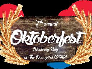 2017 Bay Area Oktoberfest Celebrations