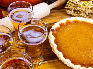 Thanksgiving Day - Cook with Beer Recipes and Beer Pairings