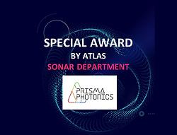 Prisma Photonics Special Award social ca