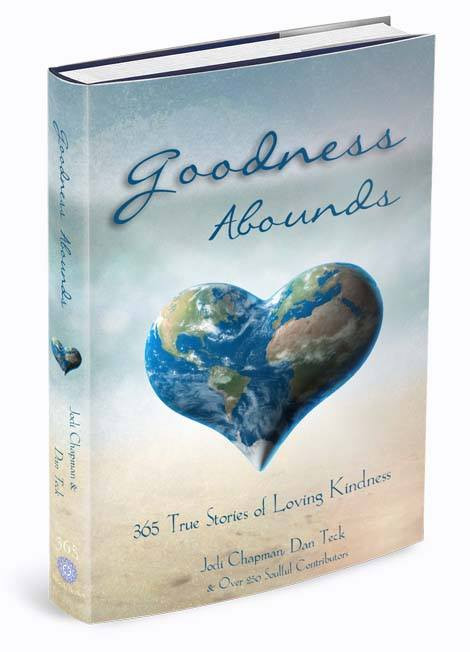 Goodness Abounds - The Power Is In You