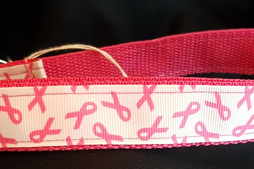 Breast Cancer Collar Lite Background