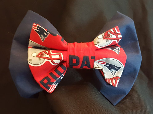 Double Patriots Bowtie