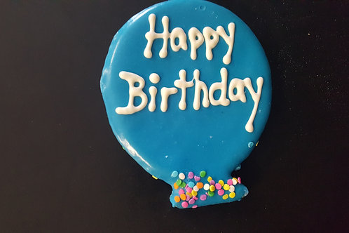 Birthday Balloon Cookie