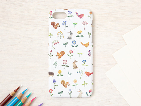 minneの特集企画「Kawaii iPhone Cases」にアトリエ リリの手帳型スマホケースを紹介していただきました