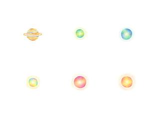 星 No. 5