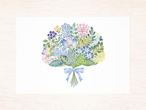 iichiのメールマガジンiichi通信「おめでとうをあなたに」でアトリエ リリの作品をご紹介いただきました