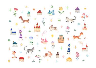 子供と動物たちの王国