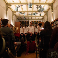 de Literaire Boyband - Stukafest Amsterdam 2020