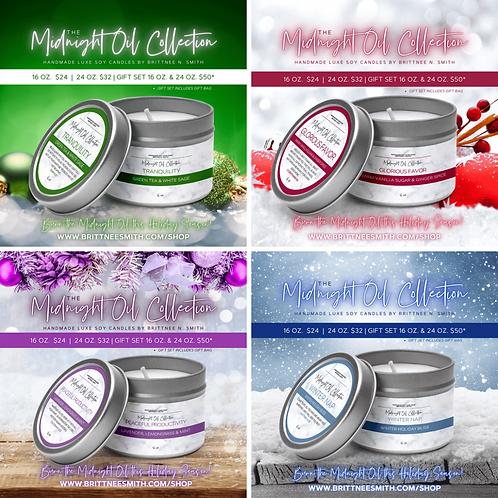 Midnight Oil Gift Set