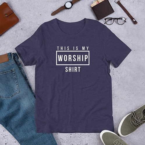 """This is My Worship Shirt"" Tee"