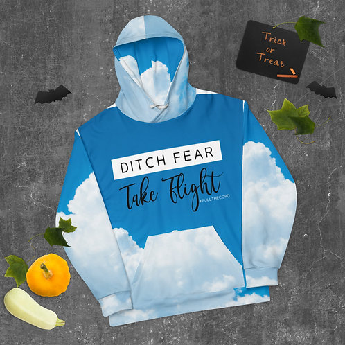DitchFear Official Hoodie