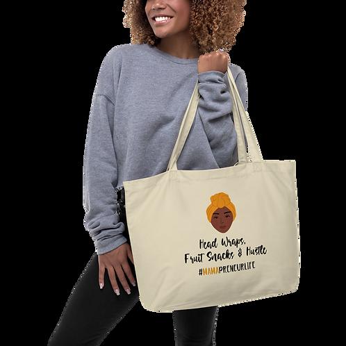 Headwraps, Fruit Snacks & Hustle Tote
